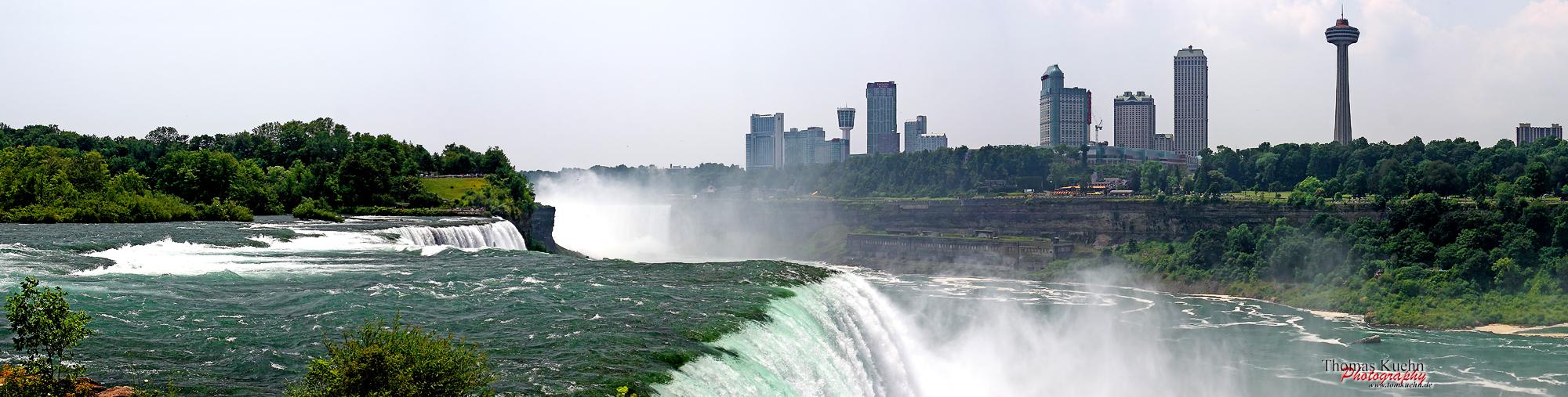 Niagara Fälle Panorama